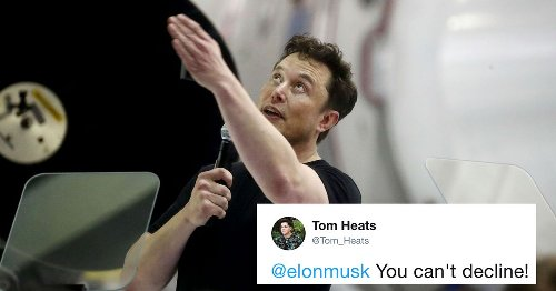Elon Musk says Dogecoin is his favorite cryptocurrency