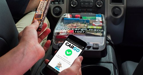 This startup helps Uber drivers make extra cash by selling random stuff in their cars