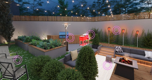 Make your backyard your favorite place to hang with these easy upgrades