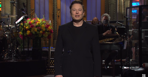 Elon Musk's 'SNL' monologue is, if nothing else, an accurate portrait of Elon Musk