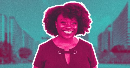 Racial justice activist on why she fights for representation in politics