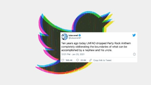 The 13 Best Tweets Of The Week, Including GameStop Jokes, LMFAO, And Thanos