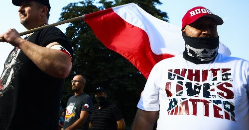 Antifascists out Proud Boys and Neo-Nazi groups behind 'White Lives Matter' rallies