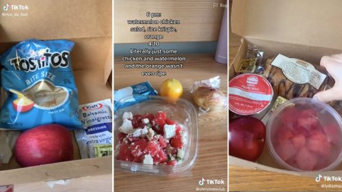 NYU Students Use TikTok To Expose The School's Bleak Quarantine Meal Plan