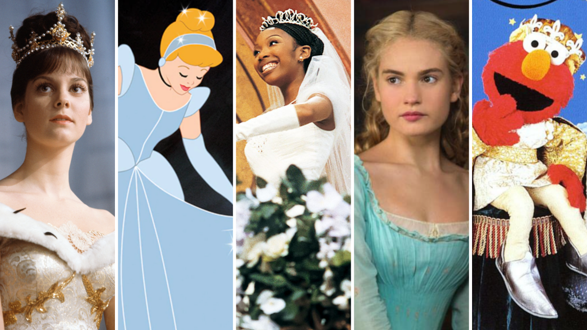 The 12 Most Enchanting Cinderella Movies, Ranked - cover