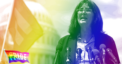 Mara Keisling wants everyone to know the impact of 'trans inclusion' in LGBTQ public policy