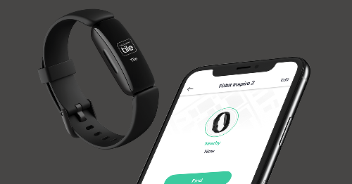 Misplaced your Fitbit? Now you can find it with Tile.