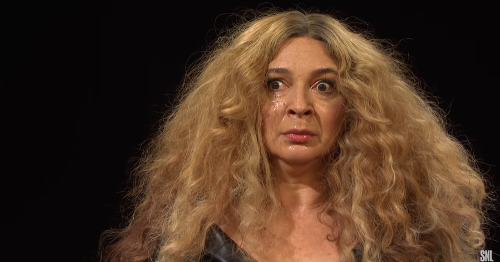 Maya Rudolph's perfect Beyoncé impression lights up an 'SNL' take on 'Hot Ones'