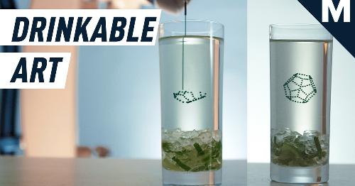 3D Printing Drinks