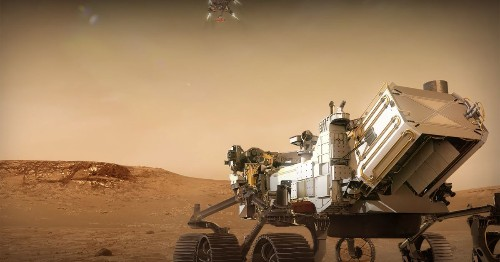 NASA drops surprisingly intense mission trailer for Perseverance's arrival on Mars