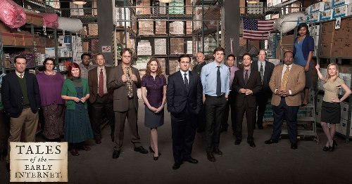 'The Office' fansite that the cast and writers actually obsessed over