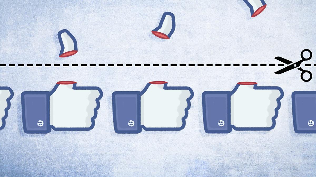 Facebook bans scores of fake pro-Trump accounts. Again.