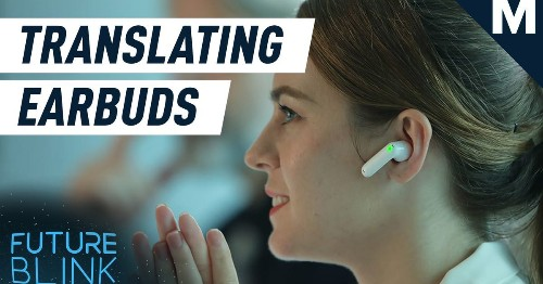 Say goodbye to language barriers with these translating earbuds