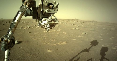 The Martian sounds recorded by the Perseverance rover, so far