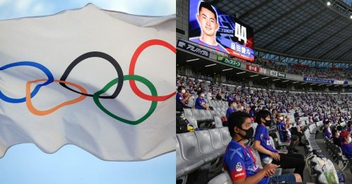 Spectators can only clap but not cheer loudly at the Tokyo 2020 Olympics