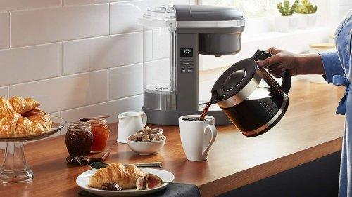 Best coffee maker deal: Get KitchenAid's drip machine for under $90