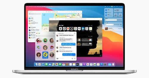 MacOS Big Sur officially launches on Nov. 12