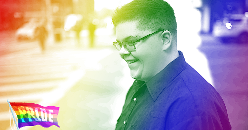 Gavin Grimm won't give up until all trans kids are safe at school