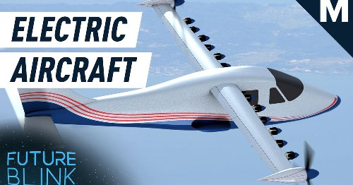 NASA is testing its first ever all-electric aircraft
