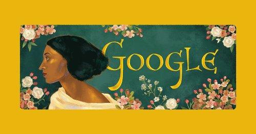 Google Doodle honours Pre-Raphaelite muse Fanny Eaton