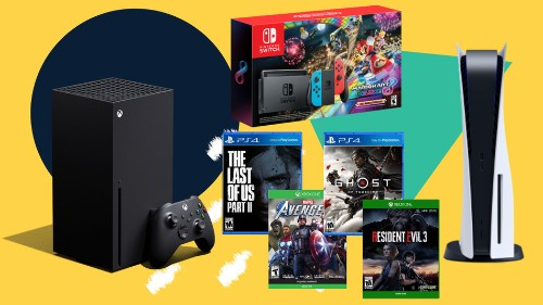 Best Black Friday gaming deals from GameStop, Best Buy, Walmart, and more