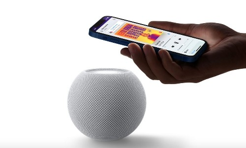 Apple's HomePod Mini Receives Update That Enables Ultra-Wideband-Powered Handoff Feature