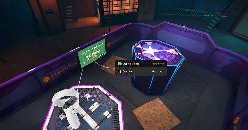 Facebook's Oculus is testing in-headset VR advertising