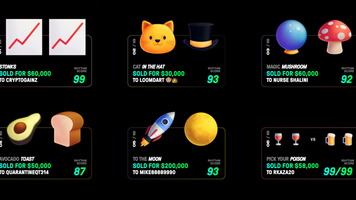 What are Yats? They have investors paying $$$ to 'own' emoji.