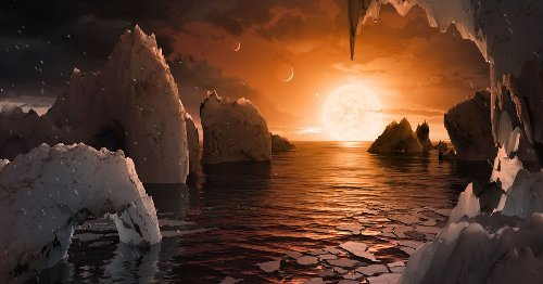 7 planets orbiting a star 39 light-years away could play host to alien life