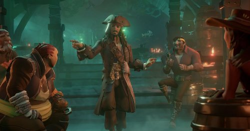 'Pirates of the Caribbean' is a bigger shake-up for 'Sea of Thieves' than you think