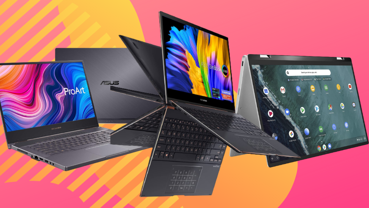 Best Asus laptops 2021: Our picks for gaming, business, and more