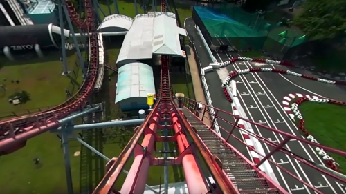 This immersive VR ad has all the rollercoasters, diving and island-hopping you need