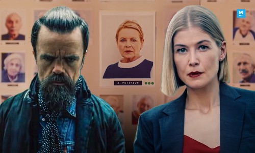 """'I Care A Lot': Rosamund Pike Is A """"F*cking Lioness"""" Who Is Up Against Game Of Thrones' Peter Dinklage"""