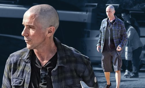 Leaked Pictures Of Christian Bale As Gorr The God Butcher From The Sets Of 'Thor: Love And Thunder' Are Going Viral