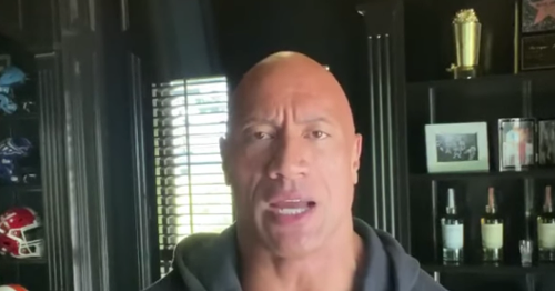 The Rock describes his fight with COVID-19 in powerful new video