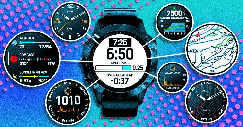 Garmin Fenix 6 Pro Solar: A maximalist watch for hardcore, data-loving athletes and explorers