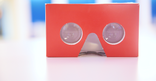 See how McDonald's Happy Meal boxes turn into VR headsets
