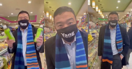 Andrew Yang, NYC mayoral candidate, doesn't know what a bodega is