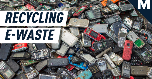 How to (properly) get rid of all your e-waste