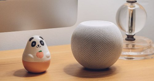 If you're OK with Siri, the HomePod mini sounds pretty good and is cute as hell