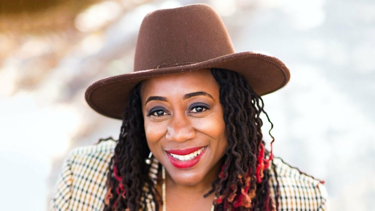 How Trey Anthony is helping Black women embrace self-care