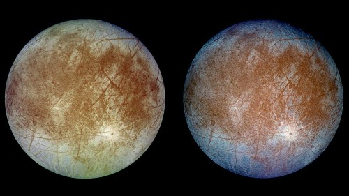 Astronomers Think Oceans On Jupiter's Moon Europa Could Be Habitable