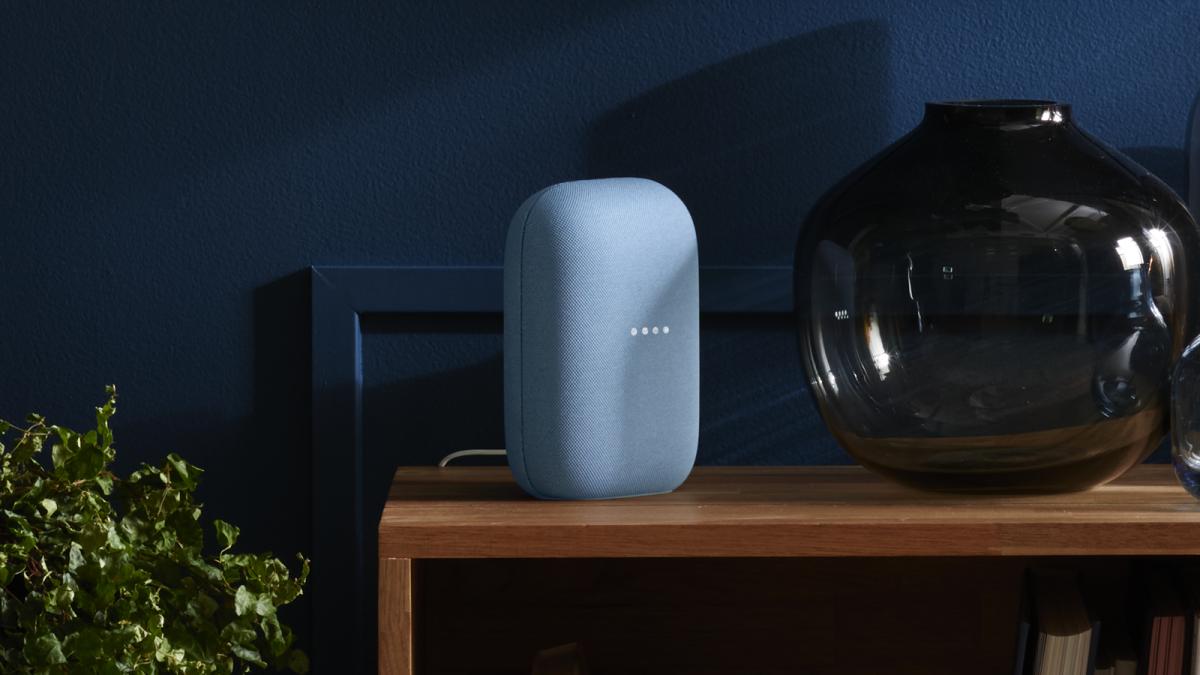 Google announces its new $99 smart speaker, Nest Audio