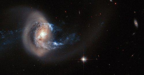 How to see a photo NASA's Hubble telescope took on your birthday