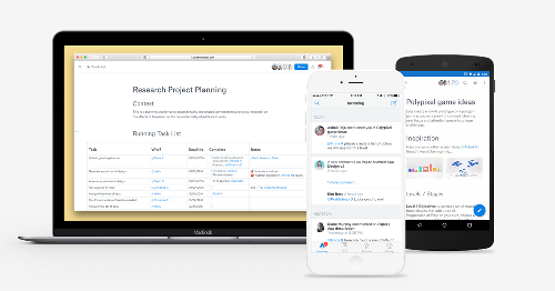 Dropbox's collaboration tool opens up to everyone, gets new apps