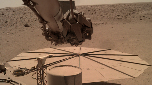 On Mars, dust gets everywhere and can ruin everything
