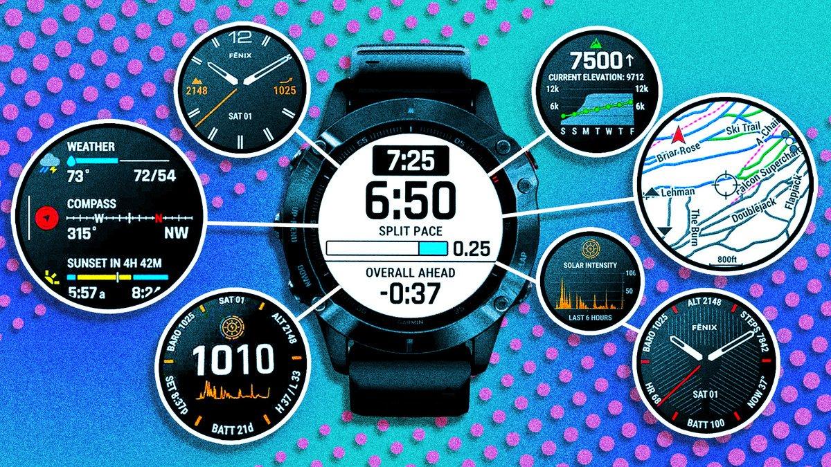 Garmin Fenix 6 Pro Solar reviews: A maximalist watch with tons of data