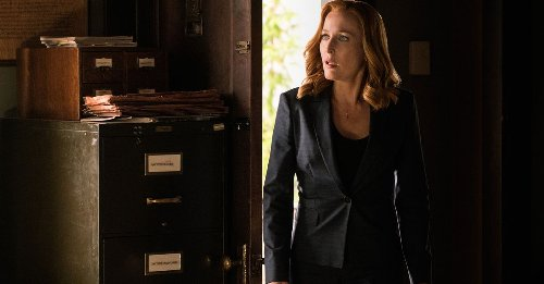 'The X-Files' finale gave fans a collective heart attack