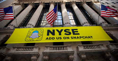 Snapchat files for IPO as $SNAP — looks to raise $3 billion