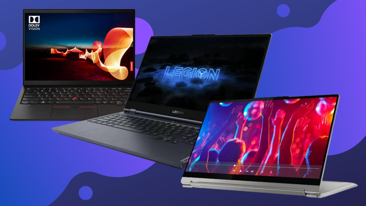 Best Lenovo laptops 2021: Our picks for gamers, students, and work